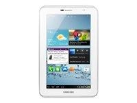 """Samsung Galaxy Tab 2 (7.0) WiFi - tablette - Android 4.0 - 8 Go - 7"""" / GT-P3110ZWAXEF / Samsung / Tablette / Ordinateurs / Produits / Vente materiel informatique professionnel : Promostore specialiste de la vente de materiel informatique pour professionnel."""