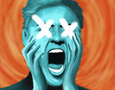 """Check out new work on my @Behance portfolio: """"The Adobe 5th Scream #MunchContest"""" http://be.net/gallery/54699207/The-Adobe-5th-Scream-MunchContest"""
