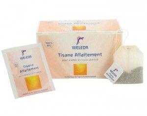 WELEDA Tisane Allaitement Check