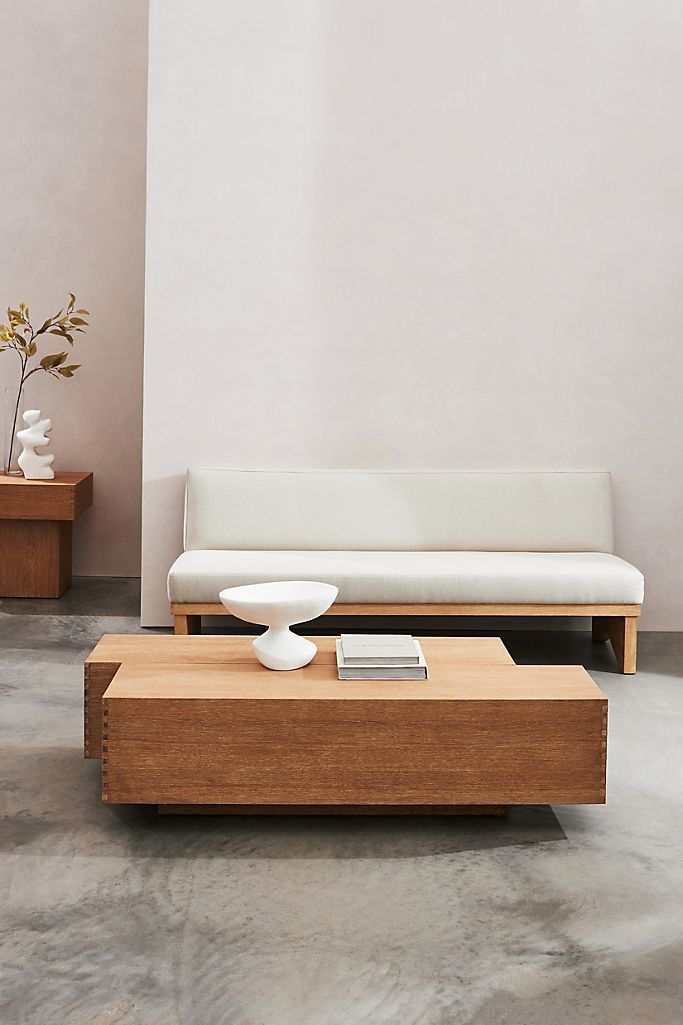 Lemieux Et Cie Navier Coffee Table In 2020 Coffee Table Furniture Unique Coffee Table #unique #living #room #tables