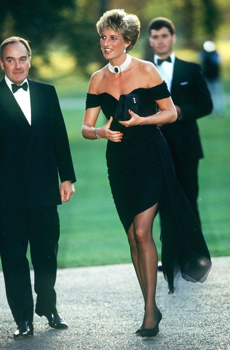 Lady Diana e Kristen Stewart, ieri e oggi due stili a