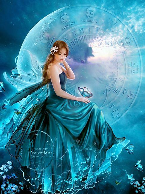 Night Fairy by Crewations.deviantart.com on @deviantART