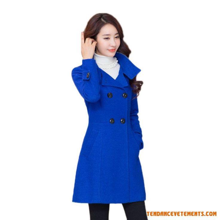 Manteau long femme taille 58