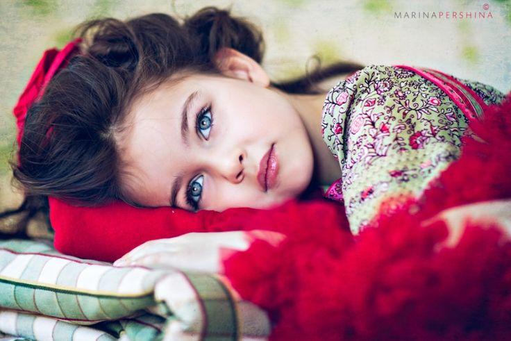 Child Model Alisa Bragina