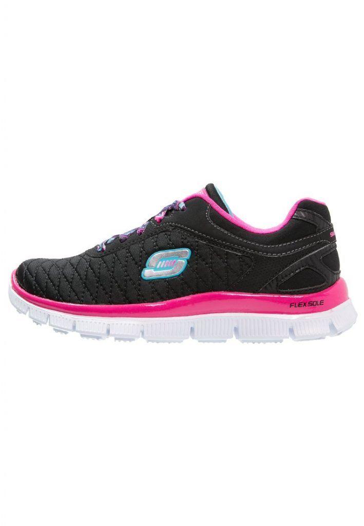 #Skechers #SKECH #APPEAL #EYE #CATCHER #Sneaker #low #black/hot #pink für #Mädchen -