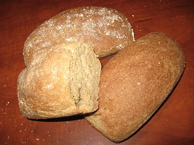 Baking bread with Canadian Red Fife flour