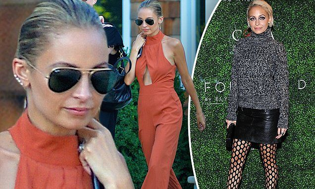 Nicole Richie says she no longer wears miniskirts due to her height and has to dress according to her body type | Daily Mail Online