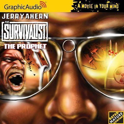 The Survivalist 7: The Profit  208 Graphic Audio Jerry Ahern 4 CDs 4 Hours