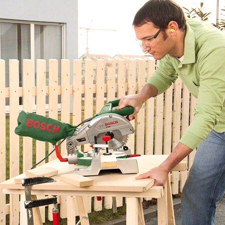 Which power saw is the best one bosch mitre saw