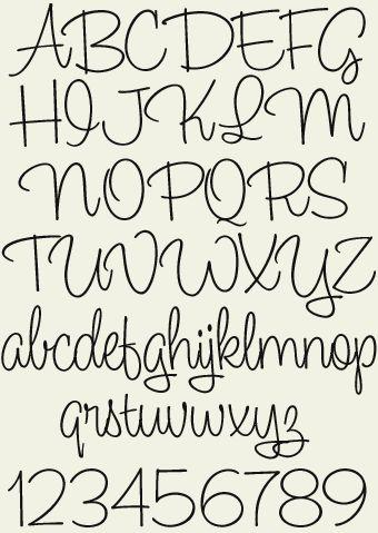 Letterhead Fonts / LHF Sadey Pants / Hand-lettered Scripts
