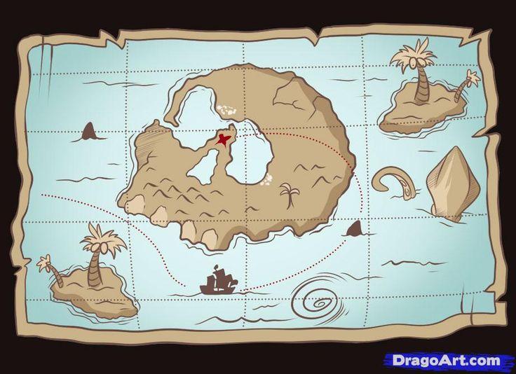 карта острова сокровищ картинки существенно