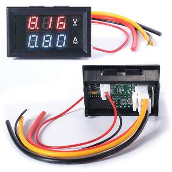 แนะนำสินค้า XCSource โวลต์มิเตอร์ แอมมิเตอร์ DC 0-100V Voltmeter Ammeter 10A Red Blue LED Panel Amp Digital Volt Gauge ⚾ รีวิวพันทิป XCSource โวลต์มิเตอร์ แอมมิเตอร์ DC 0-100V Voltmeter Ammeter 10A Red Blue LED Panel Amp Digital Volt โปรโมชั่น | special promotionXCSource โวลต์มิเตอร์ แอมมิเตอร์ DC 0-100V Voltmeter Ammeter 10A Red Blue LED Panel Amp Digital Volt Gauge  ข้อมูล : http://buy.do0.us/4rqu75    คุณกำลังต้องการ XCSource โวลต์มิเตอร์ แอมมิเตอร์ DC 0-100V Voltmeter Ammeter 10A Red…