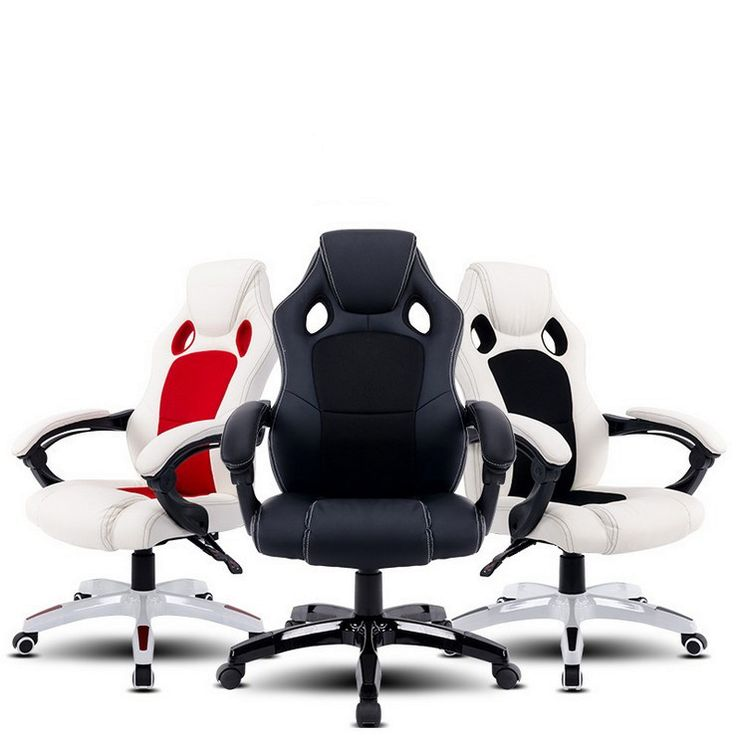 Fashion Berkualitas tinggi Lembut Mengangkat Berbaring Kursi Komputer Kursi Kantor Bernapas Rekreasi Putar Gaming Kursi Bos Kursi Portabel