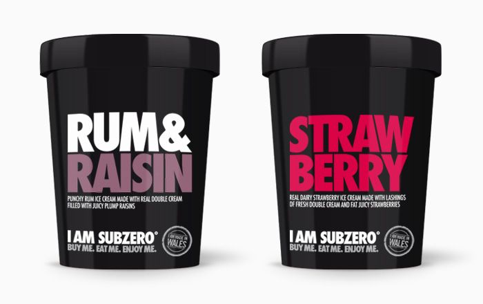 Before & After: Sub Zero — The Dieline