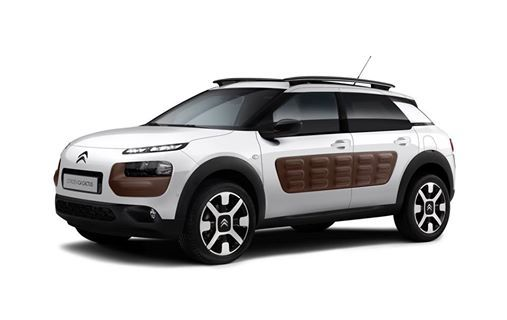 The #C4Cactus has 200kg less compared to a traditional #sedan.