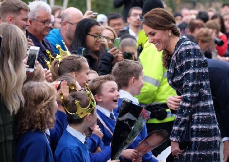 Kate Middleton Latest News: Duchess of Cambridge, Princess Diana History Connected