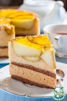 """Торт """"Яблоко Евы"""""""