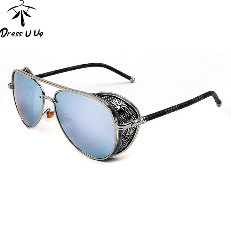 $16.05 (Buy here: https://alitems.com/g/1e8d114494ebda23ff8b16525dc3e8/?i=5&ulp=https%3A%2F%2Fwww.aliexpress.com%2Fitem%2F2015-New-Steampunk-Retro-Coating-Mens-Vintage-Pilot-Sunglasses-Men-Women-Brand-Designer-Gafas-Oculos-De%2F32453421068.html ) 2015 New Steampunk Retro Coating Mens Vintage Pilot Sunglasses Men Women Brand Designer Gafas Oculos De Sol Feminino Sun Glasses for just $16.05