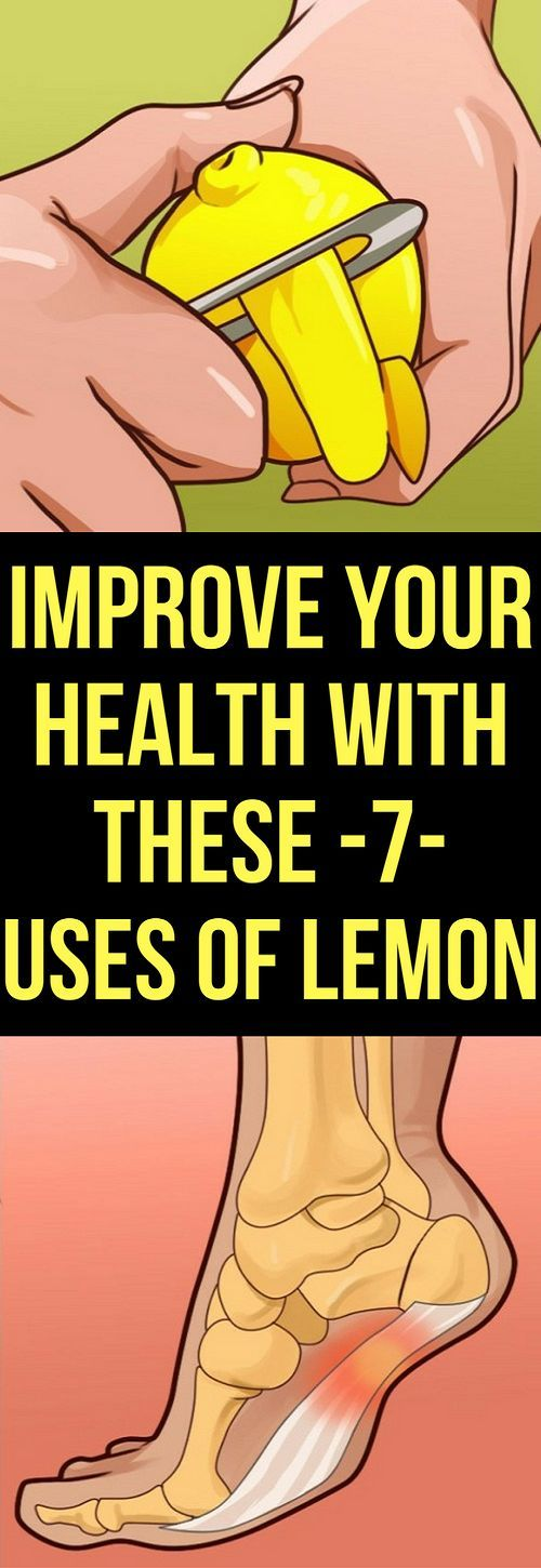 Lemons are definitely a super food. They add flavor to various dishes and they contain a ton of health benefits. Lemon is a great way to get your vitamin C because it can be used in cooking meals and making desserts, drinks and body products. Check out the 7 ways lemon can benefit you.  Shorten …