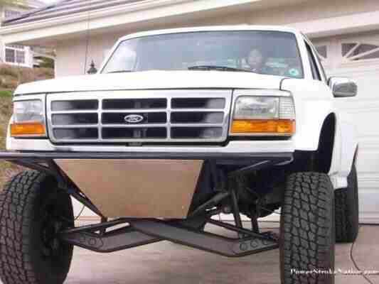 90s Ford F250 Prerunner Front End Baja Off Road Ford