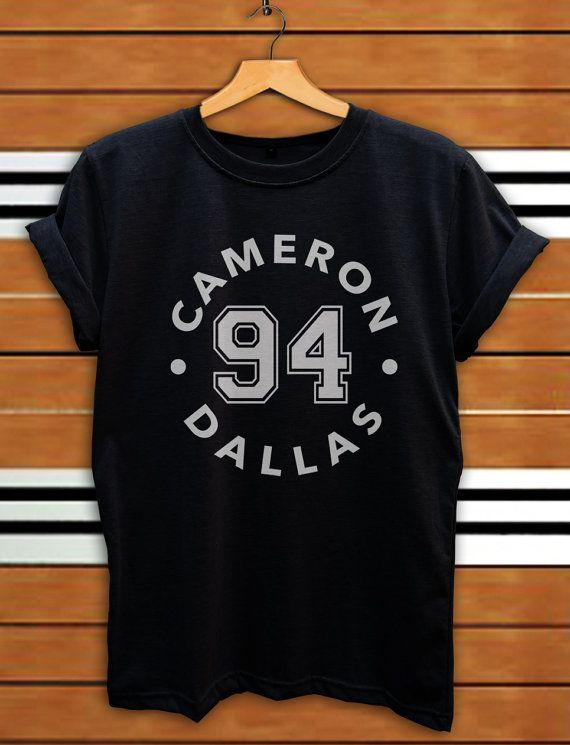 Cameron Dallas 94 tee shirt