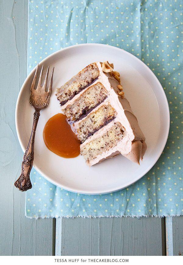 Epicurious Passover Banana Cake
