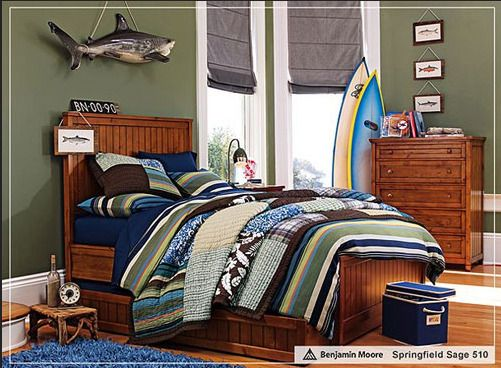 Love the color accents!!  Image detail for -incoming search terms teen boys bedroom ideas teenage boys bedroom ...
