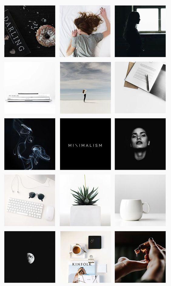 Instagram Frame Template White