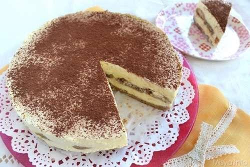 Ricette Cheesecake Cheesecake tiramisù