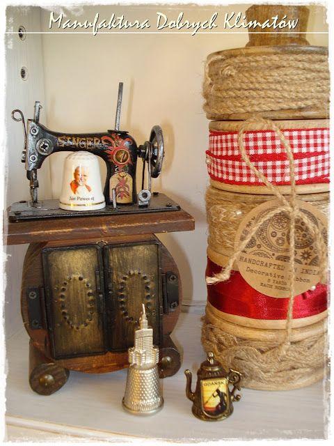 Manufaktura Dobrych Klimatów: Obrączki do serwetek, świeczniki serca, klateczka dekoracyjna.....Prezenty....