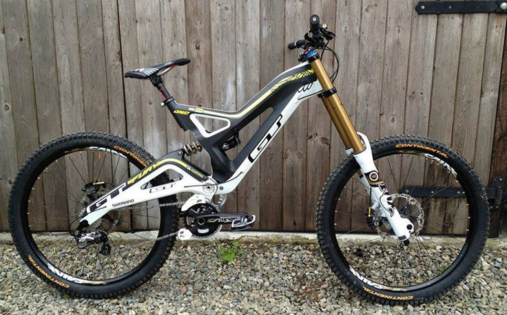 #GT #downhill #Fury Old version of Atherton Racing's GT Fury Bike. So sick!