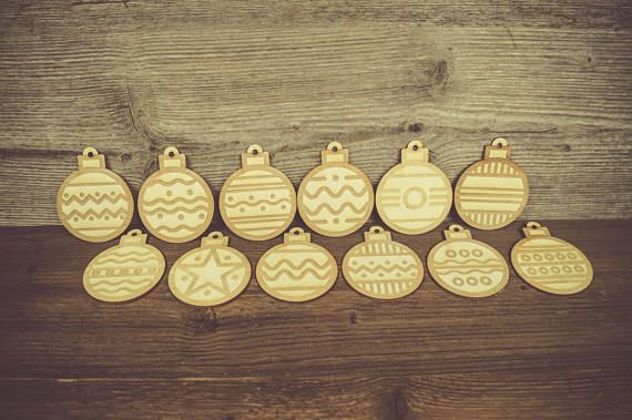 Christmas Ornaments Christmas Bauble Christmas Decorations