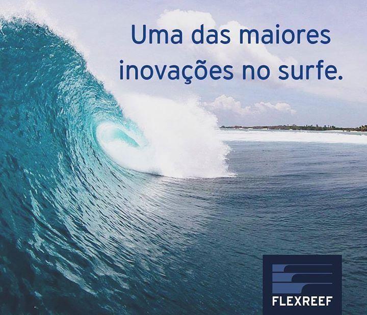 A Flexreef será a primeira pista de surfe artificial criada no Brasil! Essa inovação trará muitos benefícios na área hoteleira comércio local e incentivo à inclusão social com escolinhas de surf para as comunidades locais. Esse projeto é muito mais do que um sonho uma busca pela onda perfeita. #surf #essencia #paixao #aondaperfeita #bancadaartificial #surfe #pistadesurfe #crowdfunding #rj #brasil #surfing #wave #bigwaves #mardossonhos #projetoesportivo #surf #surfbrasil #buzios #surfparks…