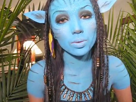19 best Avatar images on Pinterest   Avatar makeup, Costumes and ...