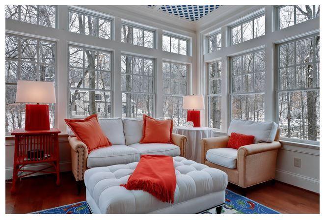 Sunroom Ideas Windows Trim Design Sunroom Ideas