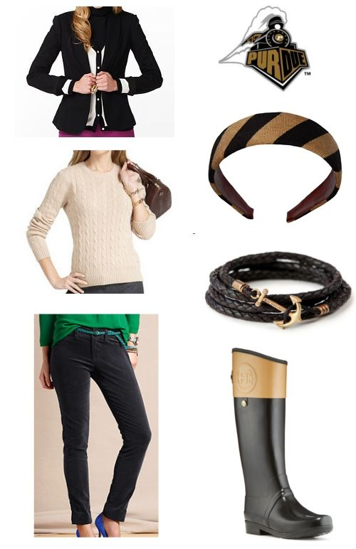 How to Dress for: The Old Oaken Bucket Game (Indiana ...