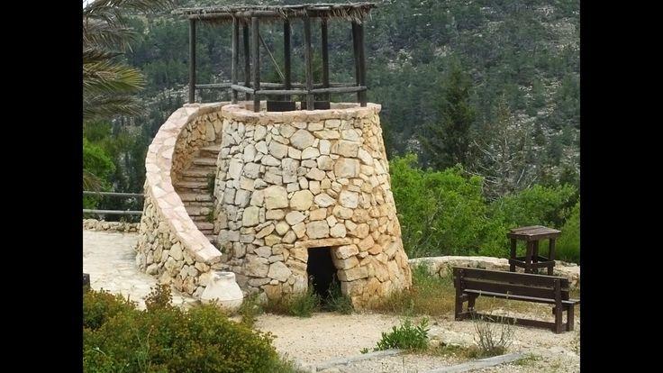 Кибуц Яд а-Шмона, Израиль. Yad haShmona. Israel. Travel