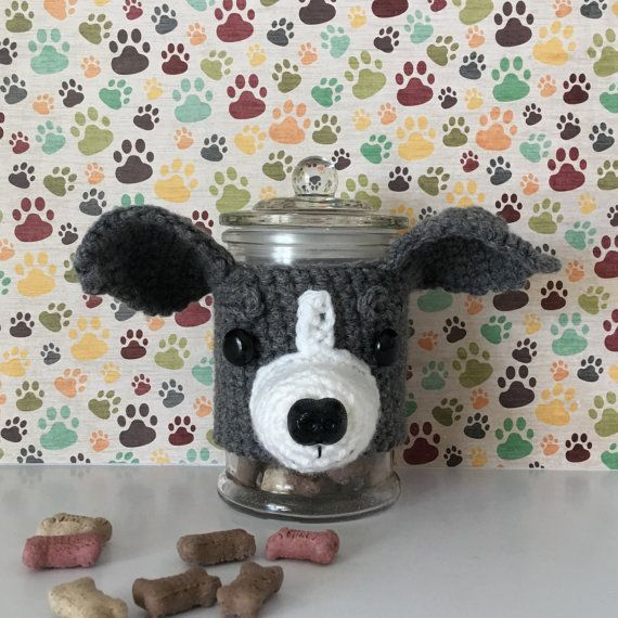 Italian Greyhound Treat Jar - Greyhound Items - Italian Greyhound Decor - Italian Greyhound Mom - Greyhound Gifts - Dog Themed Gifts