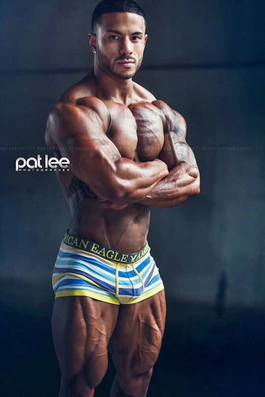 Pat Lee Sexy & Muscular Black Men | Future Possibilities ...