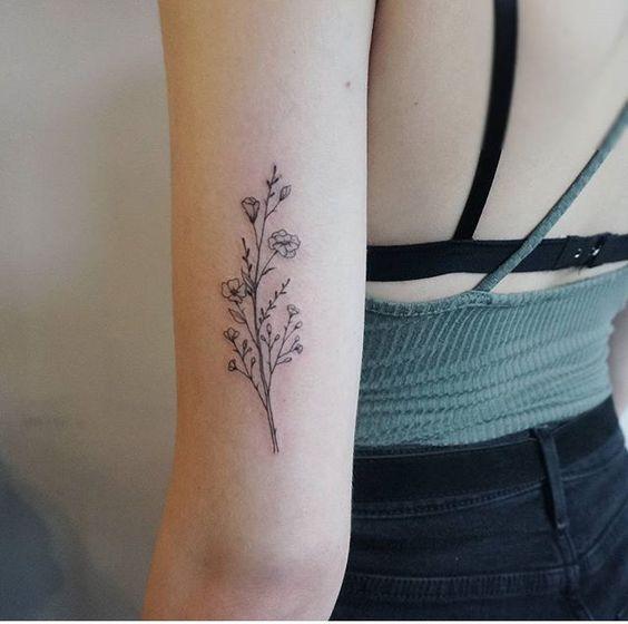 Alert, hier komt een flinke dosis tattoo-inspiratie aan. Dit keer zijn de allermooiste botanische en organische…