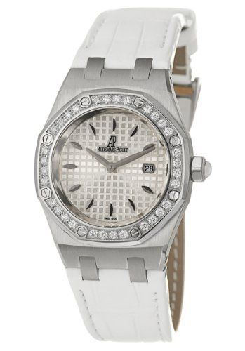 Audemars Piguet Lady Royal Oak Women's Quartz Watch