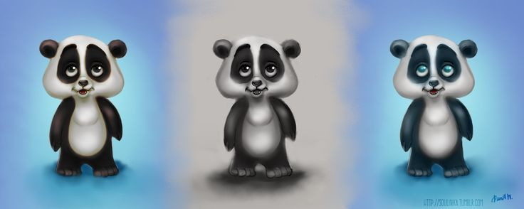 Panda _concept for game