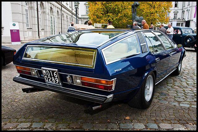 1978 Lamborghini Faena by Frua