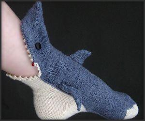 Shark Socks
