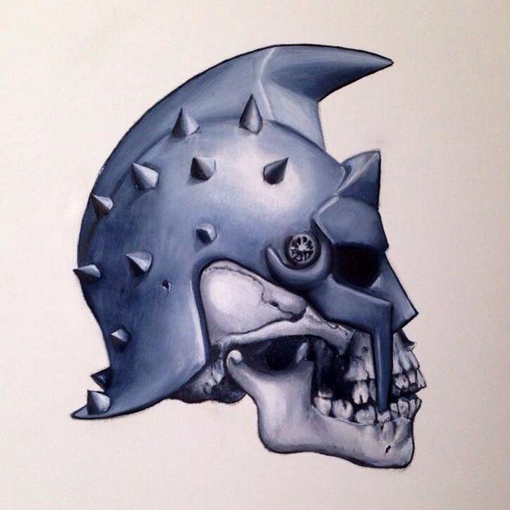Skull smelling salts logo for Zone