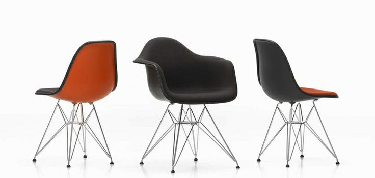 Los nuevos usos de la clásica silla Eames, un básico del diseño industrial
