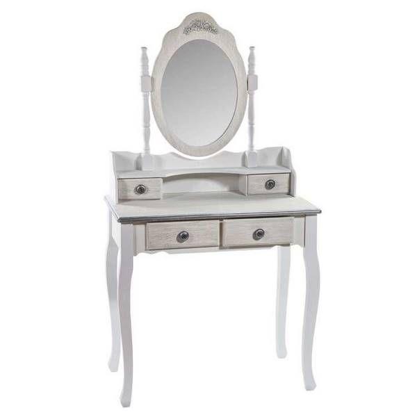 Las 25 mejores ideas sobre tocador blanco en pinterest - Mueble consola ikea ...