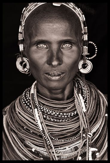 These pictures are a testimony to the vibrant cultures that still exist within some of the most isolated lands on earth