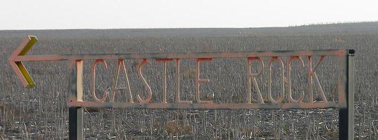 Castle Rock Badlands - Quinter, Kansas