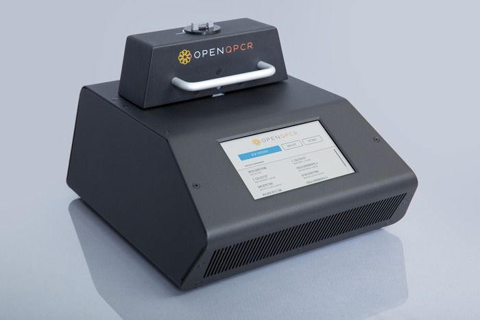 Open qPCR: DNA Diagnostics for Everyone  Devices for reading DNA have been around for awhile — they've just been prohibitively expensive, which left them inaccessible to students, biohackers, and even small labs. The Open qPCR is changing all that: it copies the DNA, and turns it into data, at around the cost of a 3D printer.